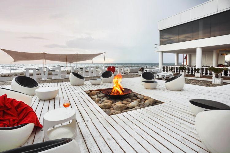 lounge-зона Гостевой дом
