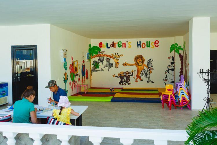 детская зона Гостевой дом